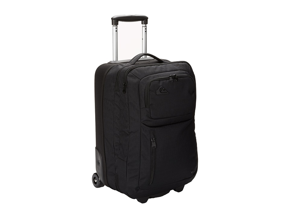 Quiksilver - Horizon Roller Luggage Bag (Black) Luggage