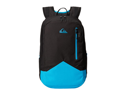 Quiksilver - New Wave Plus Backpack (Black) Backpack Bags