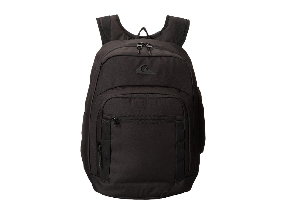 Quiksilver - Schoolie Backpack (Black) Backpack Bags