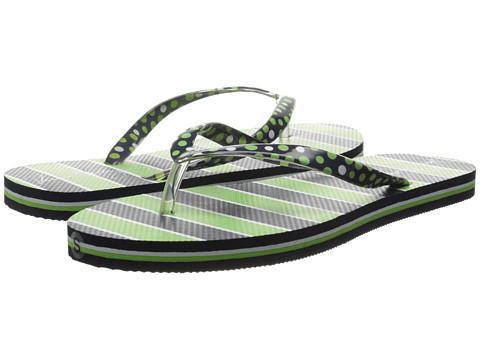 Vera Bradley - Flip Flops (Lucky Stripe) Women