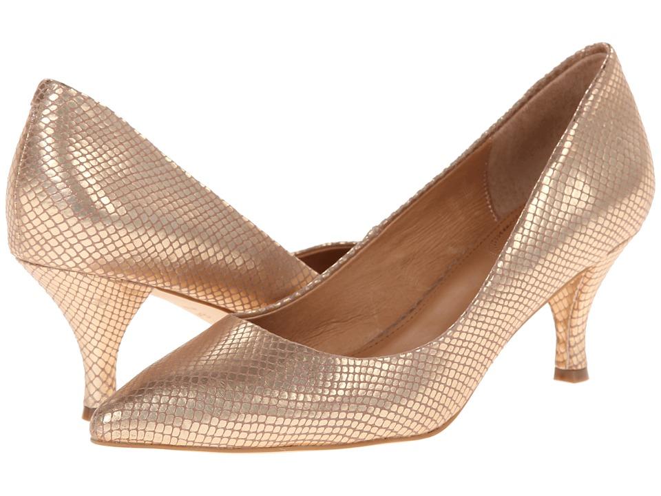 Corso Como - Penny (Platinum Metallic Snake) High Heels