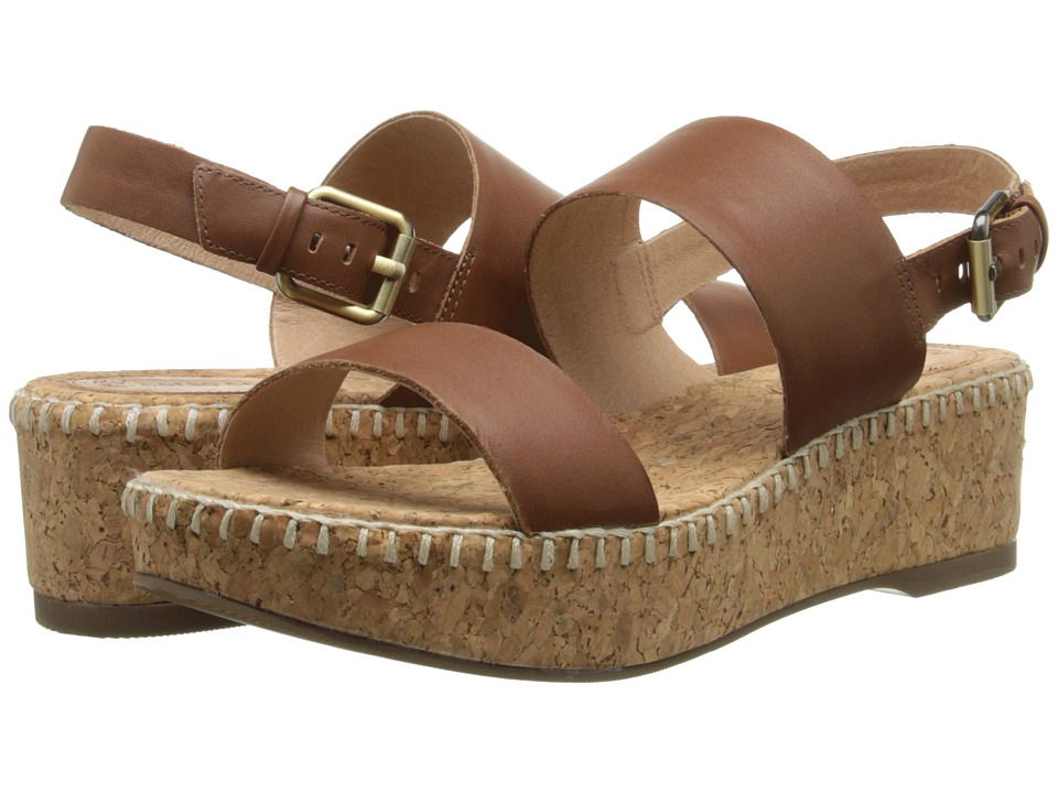 Corso Como - Sandy (Mid Brown) Women's Sandals