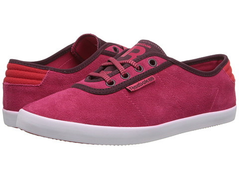Reebok - NC Plimsole (Magenta Pop/Scarlet/Dark Red/White) Women