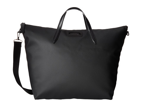 Lacoste - L.13.12 Concept Voyage Travel Shopper Bag (Black) Bags