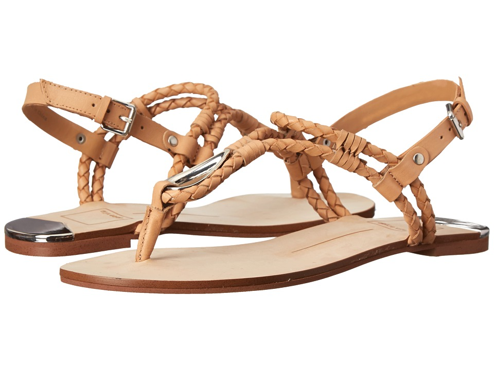 Dolce Vita - Dixin (Natural Leather) Women's Sandals