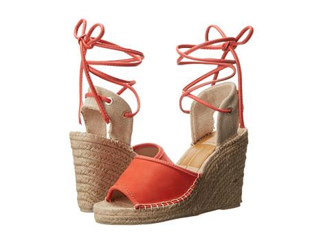 Dolce Vita - Sophia (Coral Nubuck) Women's Wedge Shoes