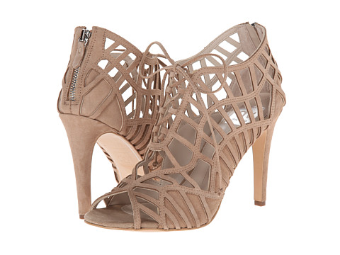 Dolce Vita - Timba (Nude Suede) High Heels