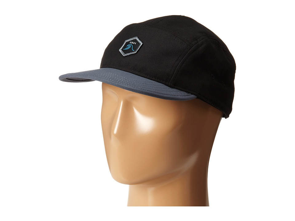 Coal - The Elwha (Black) Baseball Caps