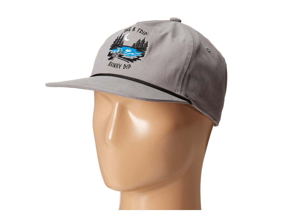Coal - The Great Outdoors (Grey) Baseball Caps