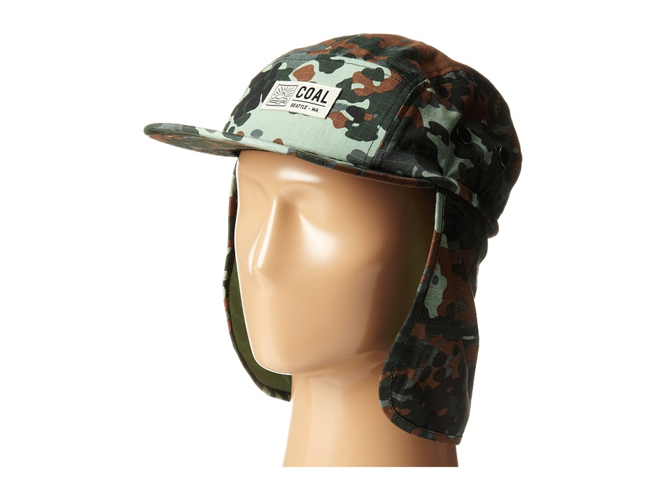 Coal - The Trek (Camo) Baseball Caps