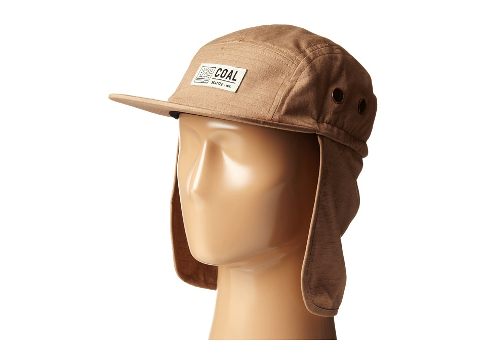 Coal - The Trek (Khaki) Baseball Caps