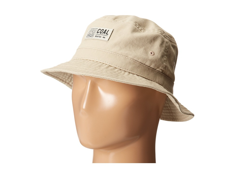Coal - The Ernie (Khaki) Baseball Caps