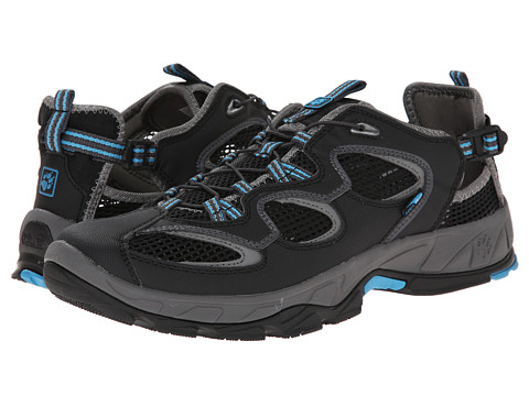 Jack Wolfskin - Canyon Rave (Turquoise) Men's Shoes