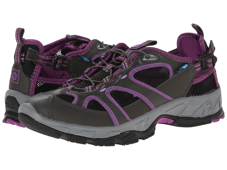 Jack Wolfskin - Canyon Rave (Hyacinth) Women's Shoes