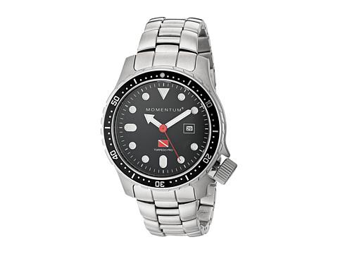 Momentum by St. Moritz - Momentum Torpedo Pro (Black) Watches