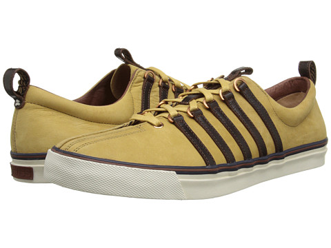 K-Swiss by Billy Reid - Arlington NL (Fall Leaf Nubuck/Cinnamon Leather) Men's Shoes