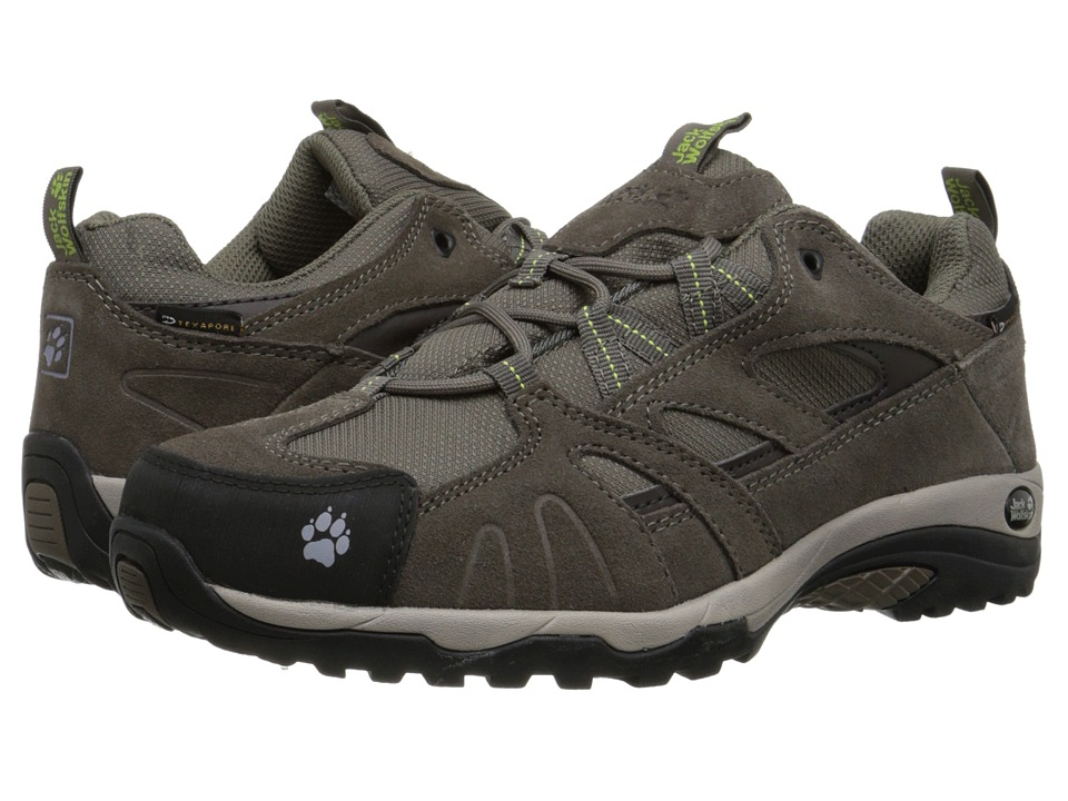 Jack Wolfskin - Vojo Hike Texapore (Parrot Green) Women's Shoes