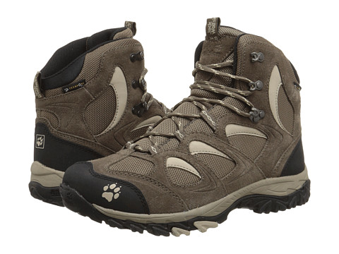 Jack Wolfskin - Mountain Attack Mid Texapore (Sahara) Women