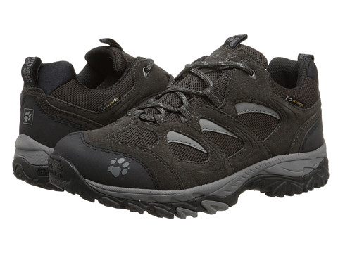 Jack Wolfskin - Mountain Attack Texapore (Tarmac Grey) Women's Shoes