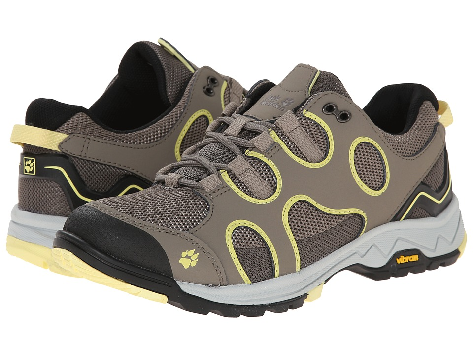 Jack Wolfskin - Crosswind Low (Lemonade) Women's Shoes