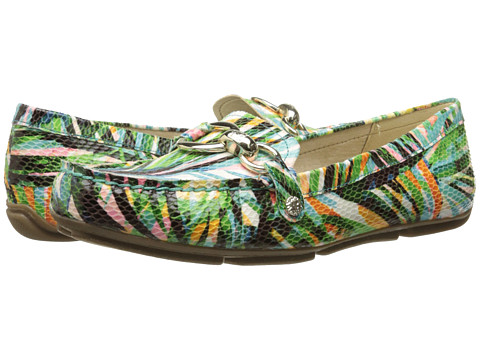 Anne Klein - Myles (Green Palm Print) Women