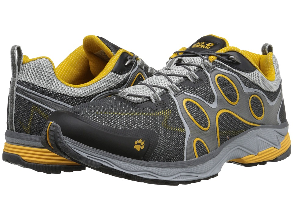 Jack Wolfskin - Passion Trail Low (Burly Yellow) Men's Shoes