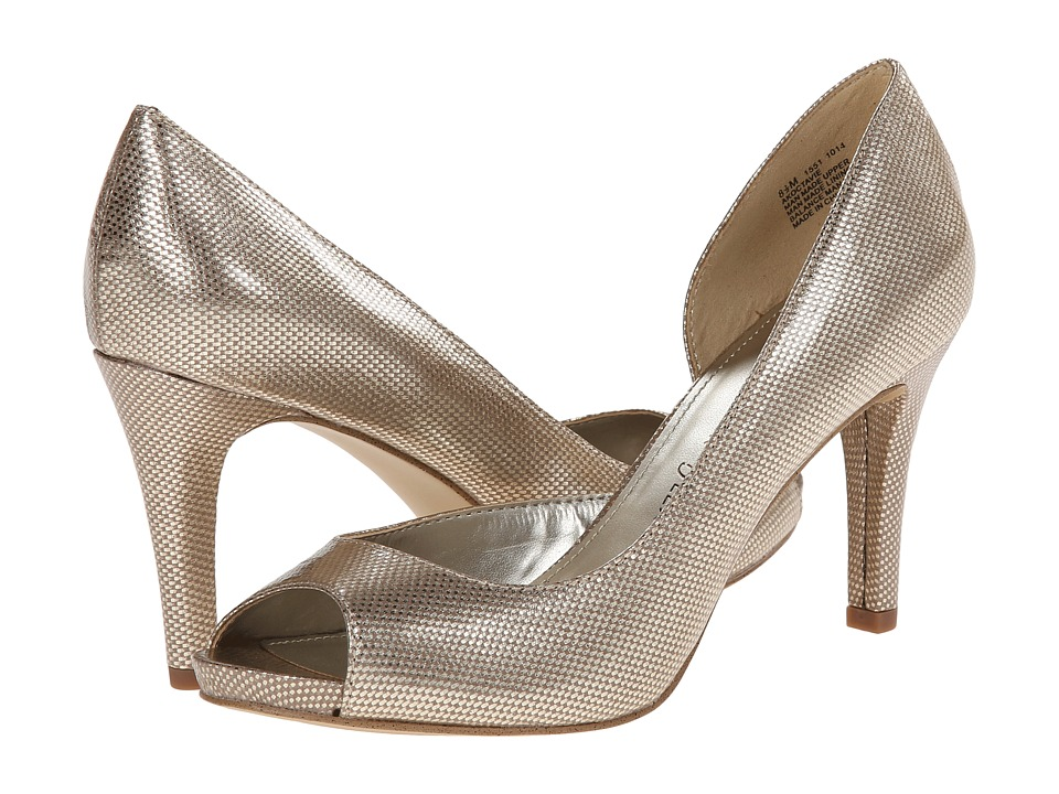 Anne Klein - Octavie (Light Gold Sprinkles) High Heels