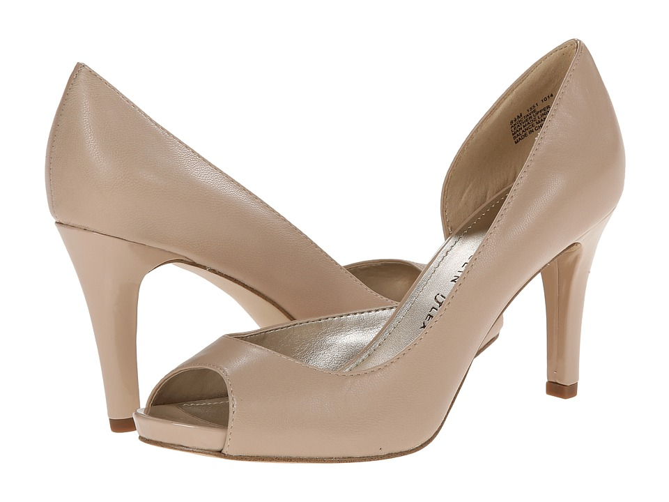 Anne Klein - Octavie (Light Natural Leather) High Heels