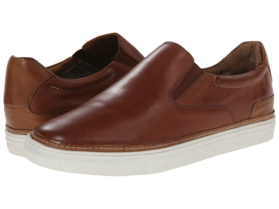 Hush Puppies - Tucker Nicholas (Rust Leather) Men
