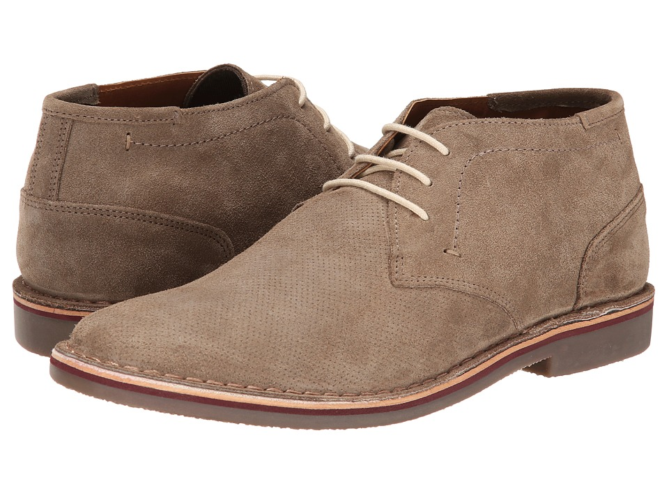 Kenneth Cole Unlisted - Real Estate (Taupe) Men's Shoes