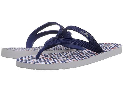Sanuk - Selene Patriot (Patriotic Kaleidoscope) Women's Sandals