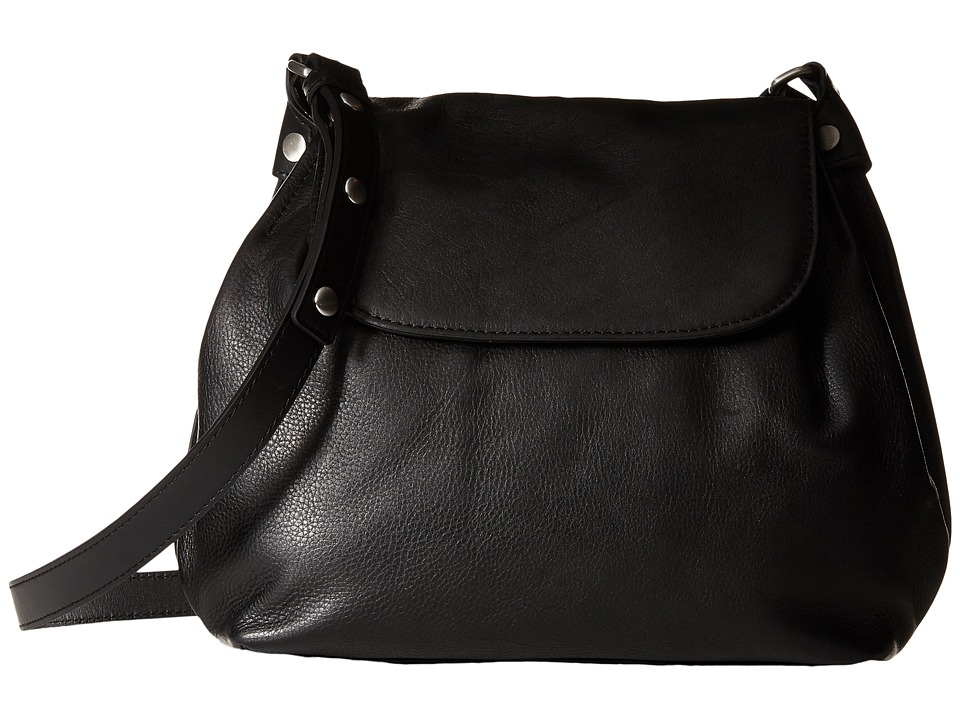 ECCO - Fortine Crossbody (Black) Cross Body Handbags