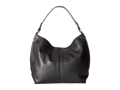 ECCO - Fortine Hobo Bag (Black) Hobo Handbags