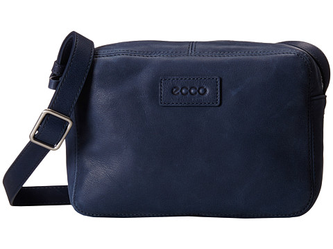 ECCO - Barra Camera Bag (True Navy) Shoulder Handbags