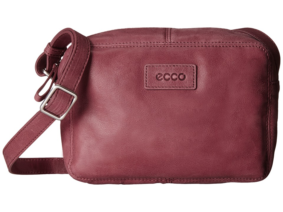 ECCO - Barra Camera Bag (Morillo) Shoulder Handbags