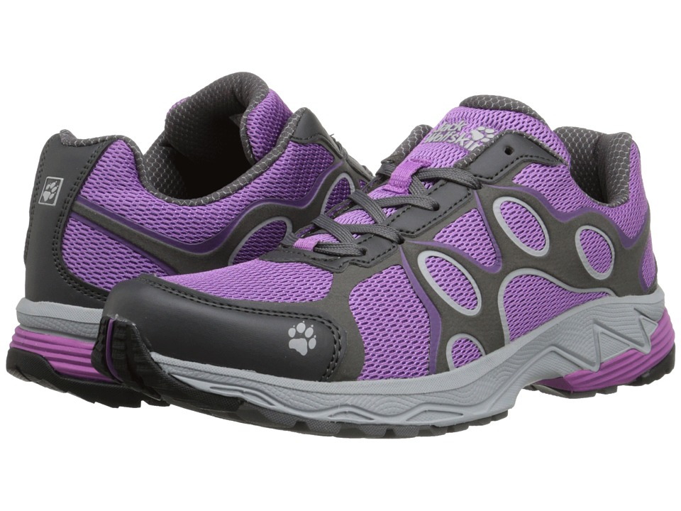 Jack Wolfskin - Venture Trail Low (Hyacinth) Women's Shoes
