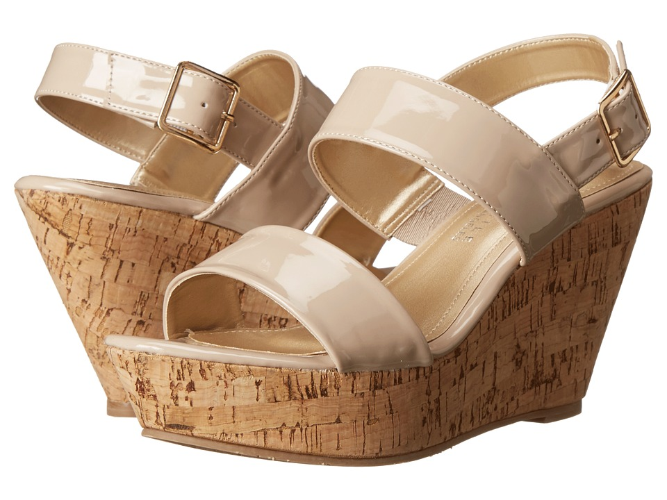VOLATILE - Polished (Nude) Women's Wedge Shoes