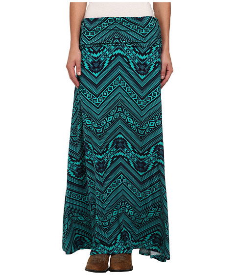 Scully - Sophie Oh So Soft Skirt (Jade) Women