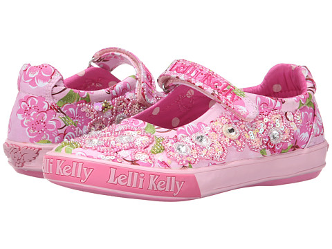 Lelli Kelly Kids - Fiori Di Pesco Dolly (Toddler/Little Kid/Big Kid) (Pink Fantasy) Girls Shoes