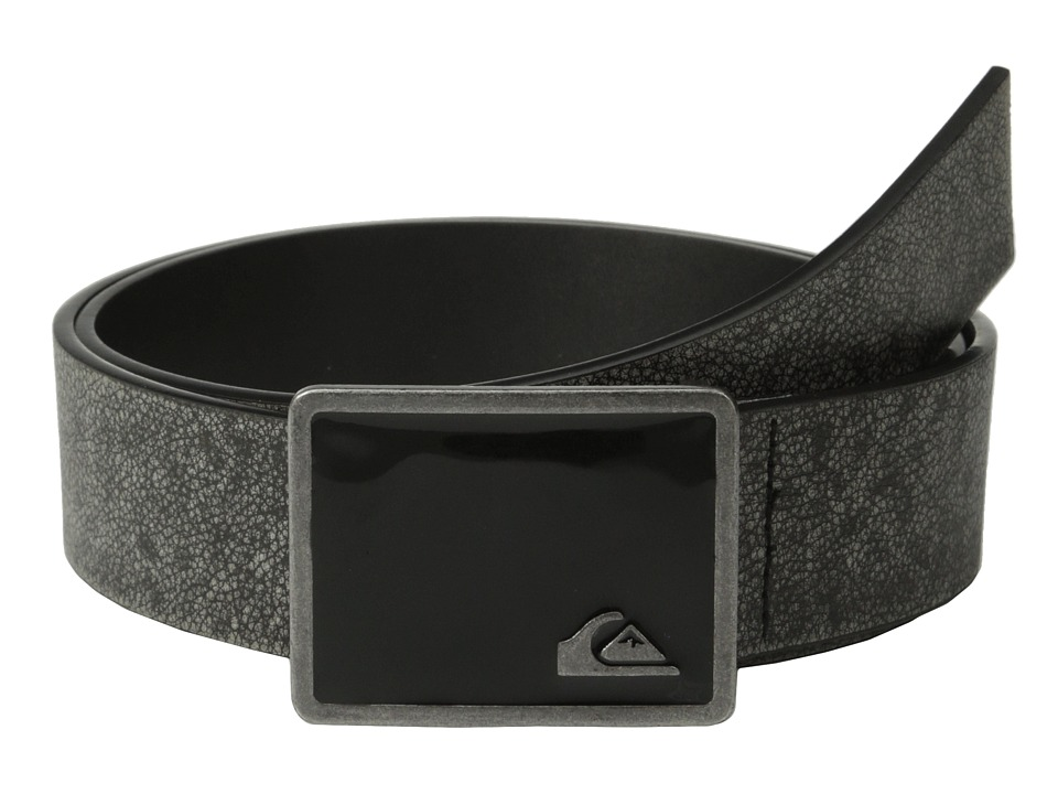 Quiksilver - Lock N Load Belt (Black) Men