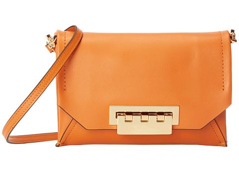 ZAC Zac Posen - Eartha Envelope Crossbody (Orange) Cross Body Handbags