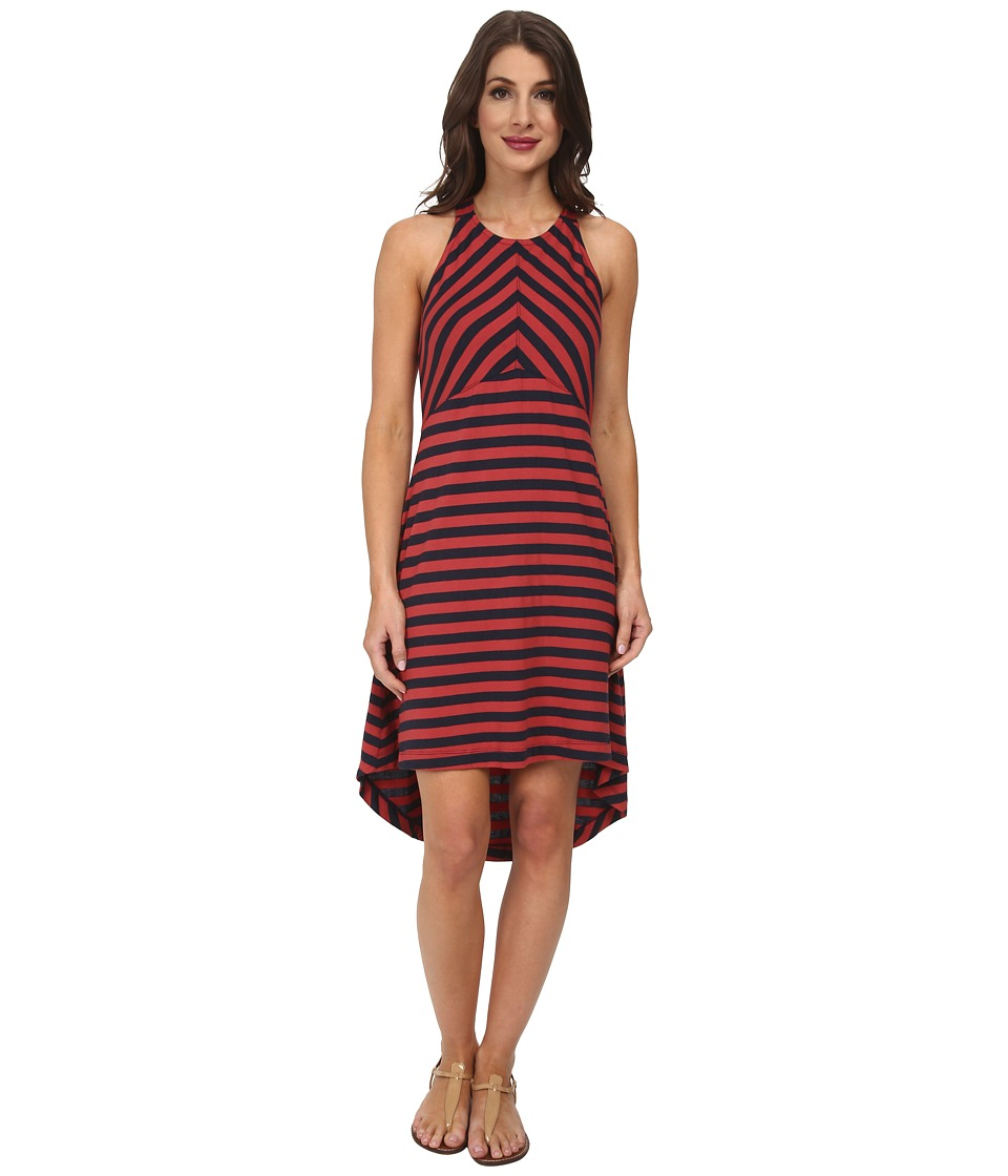 Splendid - Stripe Dress (Sienna) Women's Dress