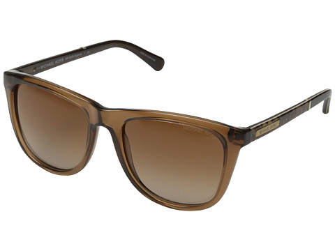 Michael Kors - Algarve (Camel) Fashion Sunglasses