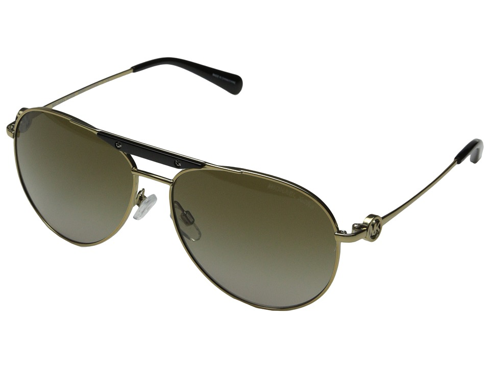 Michael Kors - Zanzibar (Gradient Smoke) Fashion Sunglasses