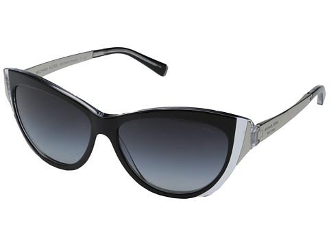 Michael Kors - Caneel (Black) Fashion Sunglasses