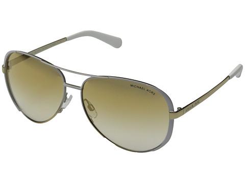 404f46451e UPC 725125941921 product image for MICHAEL Michael Kors Chelsea (Gold  Flash) Fashion Sunglasses ...