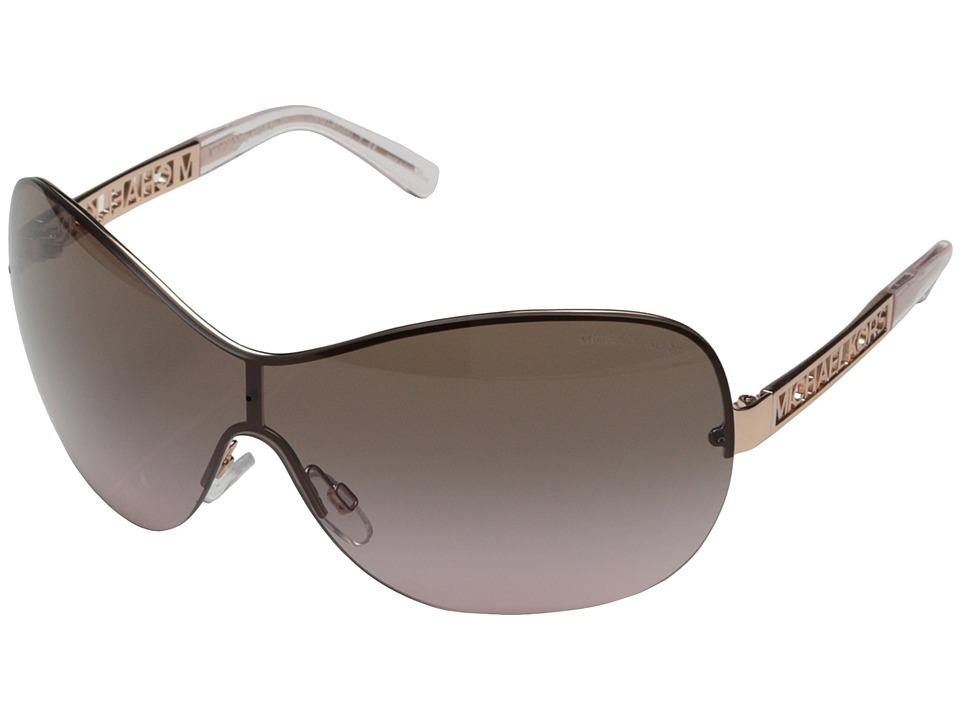 Michael Kors - Grand Canyon (Brown Pink) Fashion Sunglasses