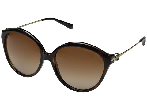 Michael Kors - Mykonos (Dark Tortoise) Fashion Sunglasses