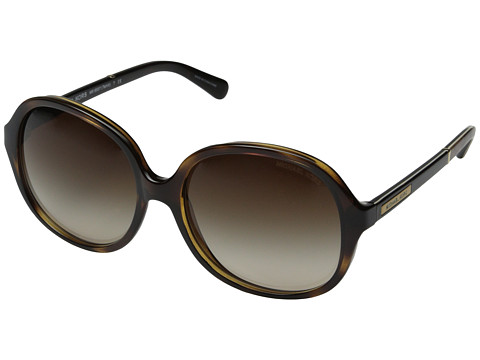 Michael Kors - Tahiti (Dark Tortoise) Fashion Sunglasses