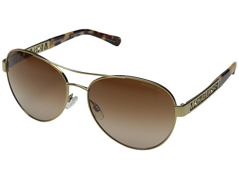Michael Kors - Cagliari (Brown Gradient) Fashion Sunglasses